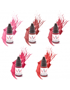 Pigmentos Pack - PMU...